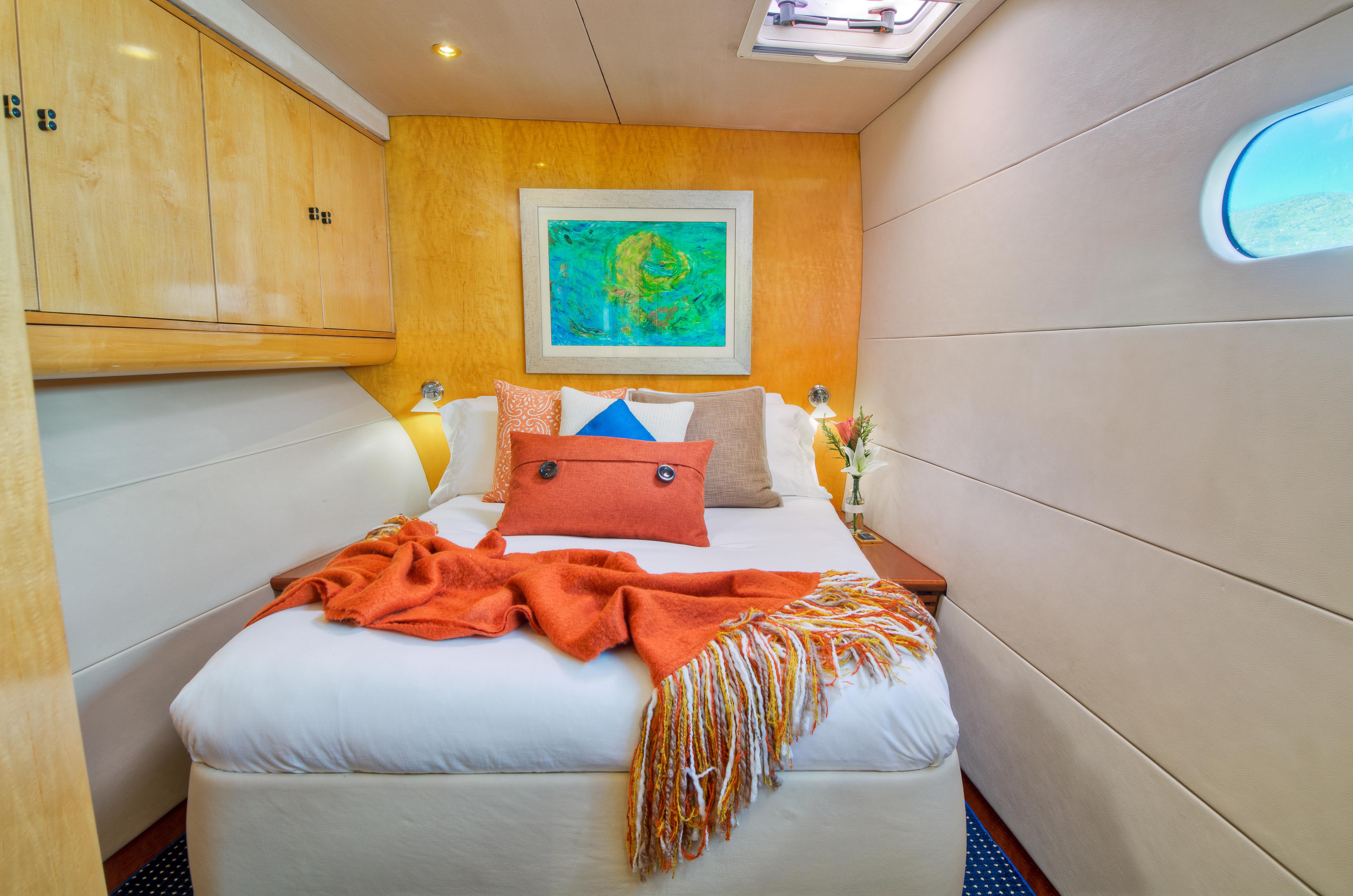 Yacht Specifications Zingara