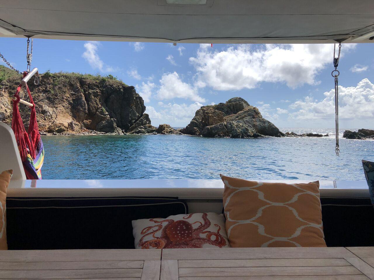 Charter Yacht Zingara - in the British Virgin Islands (BVI)